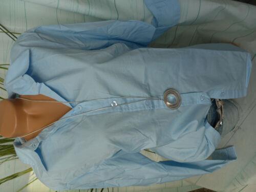 NEUF Sheego Blouse un chemisier tunique taille 44//46 à 56//58 bleu Grande Tailles 496