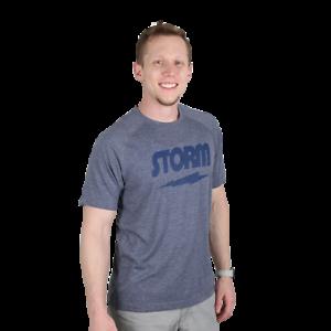Storm Classic Tee NAVY Mens Bowling Shirt