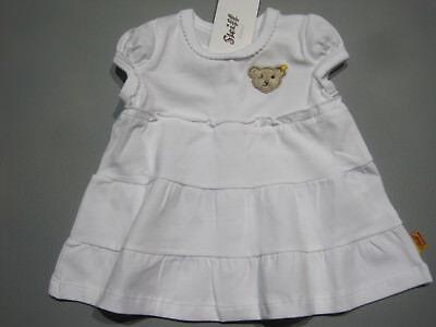 Motivata Steiff Baby Abito, Vestito T-shirt Abito Estivo Mis. 62 - 92 Nuovo F./estate **-mostra Il Titolo Originale