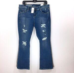 398a1eed6c5dd Lovesick Women s Jeans Plus Size 16 18 20 22 24 26 Bootcut ...
