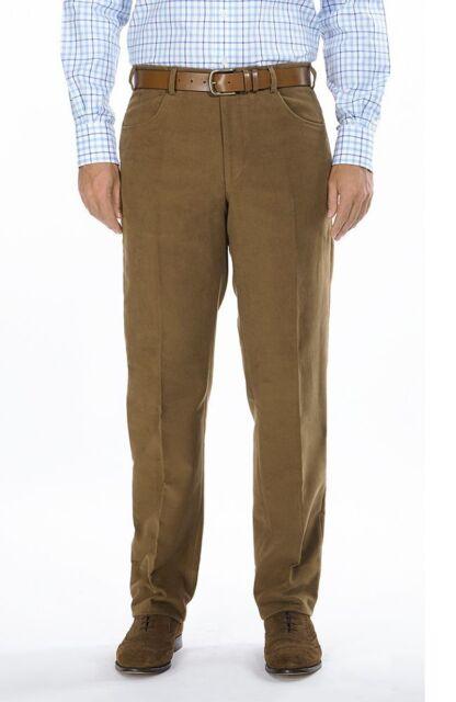 Classic Moleskine Pantalon Country Wear Clothing W30 à W46