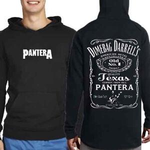 Details about Dimebag Darrel Pantera Hoodie 2 Sides New Long Sleeve Men's Hoodie