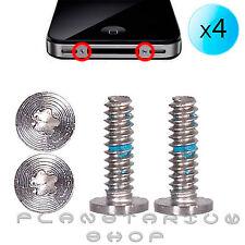PACK 4 TORNILLOS PENTALOBULAR PENTALOBE 5 PUNTAS IPHONE 4 4G 4S