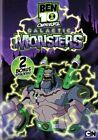 Ben 10 Omniverse Galactic Monsters 0883929391523 DVD Region 1