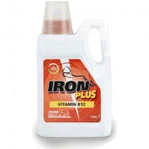 Equine Products Iron Plus - 1L Concentrated Iron Supplement for Horses