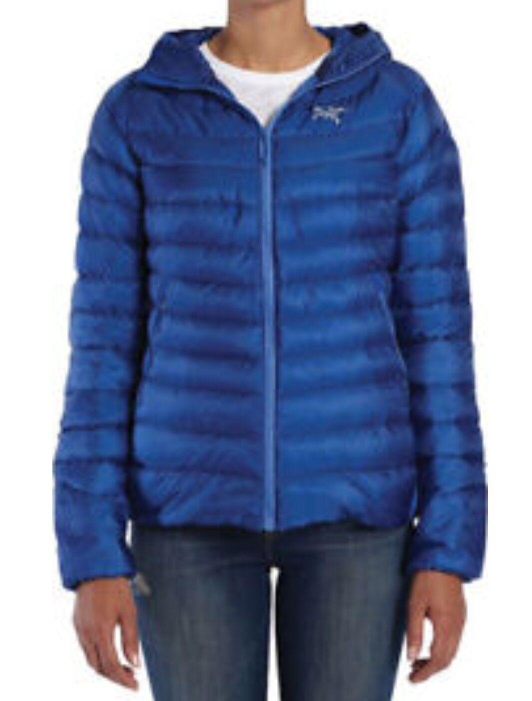 Arcteryx Women's Cerium  LT Hoody - Somerset bluee - Large - RRP  - NWT  online-shop