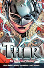 Thor: Vol. 1: Goddess of Thunder by Jason Aaron (Paperback, 2015)