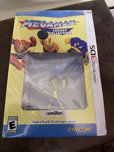 Mega-Man-Legacy-Collection-Collector-039-s-Edition-Nintendo-3DS-Amiibo