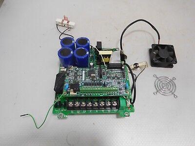 Logisch T-verter N2-203m N2-010c+n2-029b Inverter Input 1 X 230v Out 3 X 230v 400hz