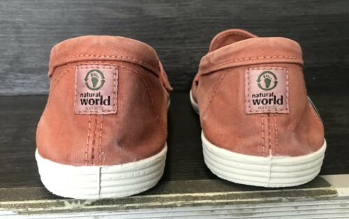 98b7af8ae7 Made baumwolle 316e618 World Schuhe Natural Bio Waschbar In Spain ...