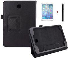 Case f. Samsung Galaxy Tab S2 8.0 T710 T715 Schutzhülle Tasche Etui schwarz