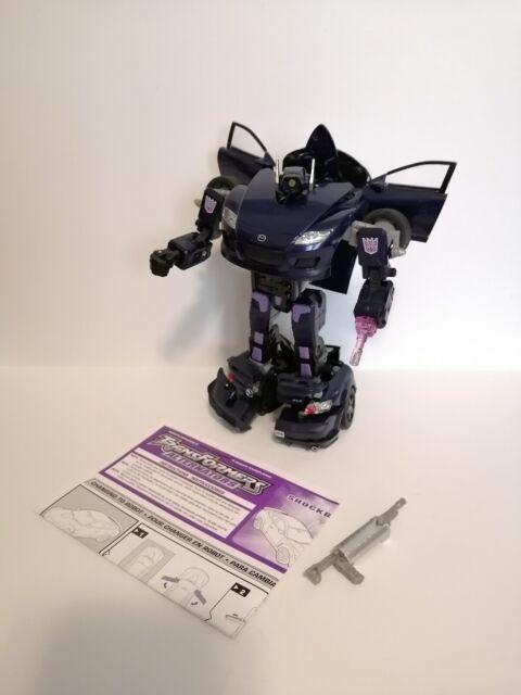 Transformers Alternators Shockblast Shockwave 2004