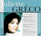 6 Original Albums Juliette Greco Audio CD