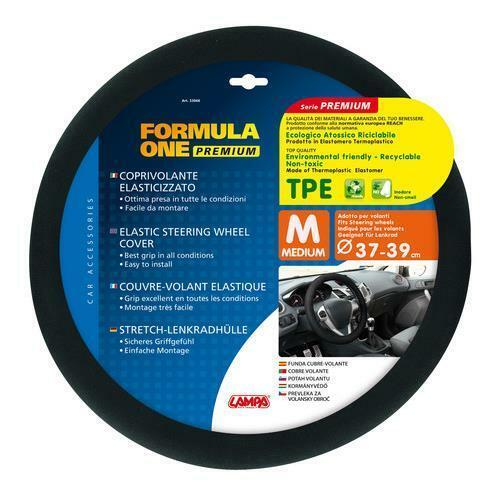 Formula one coprivolante in tpe m 37//39 cm auto interno lampa 2kh