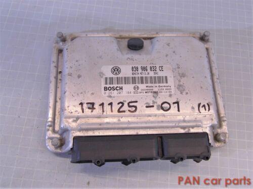 VW Polo 6N2 Bj.´01 37kw 999ccm AUC Benzin Motorsteuergerät 030906032CE ME7.5.10
