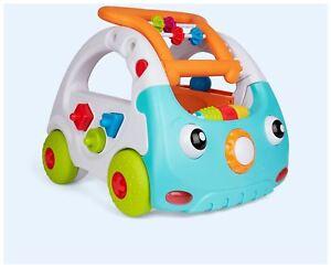B-Kids-3-IN-1-BABY-WALKER-Toddler-Child-Infant-Activity-BN