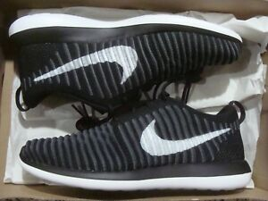 7b591a1a8dd7b Image is loading NIKE-ROSHE-TWO-FLYKNIT-GS-844619-001-SIZE-