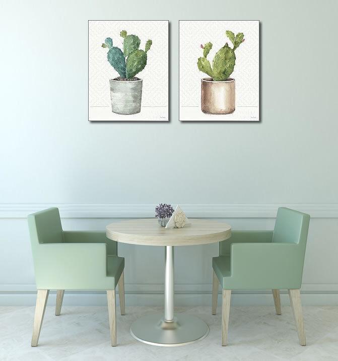 Lisa vérification : Mixed verts verts verts XLI civière-image de l'écran plant cactus déco df70a3