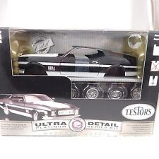 Testors Ultra Detail Platinum Series 1971 Ford Mustang Mach One 1:24 Scale