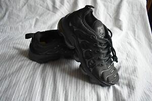 Nike Air Vapormax Plus Black Lace Up