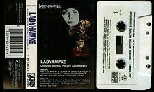 Ladyhawke Soundtrack USA Cassette Tape
