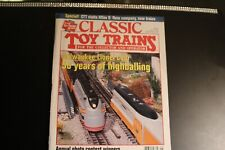 31st Annual 1996 Steam Passenger Service Directory from Trains Magazine