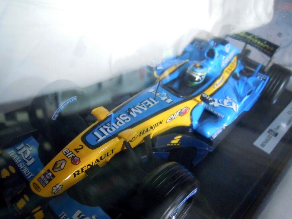 Hot Wheels j2983 j2983 j2983  renault f1 team r26, Fisichella, 1 18, NOUVEAU & NEUF dans sa boîte, non ouvert 2fb172