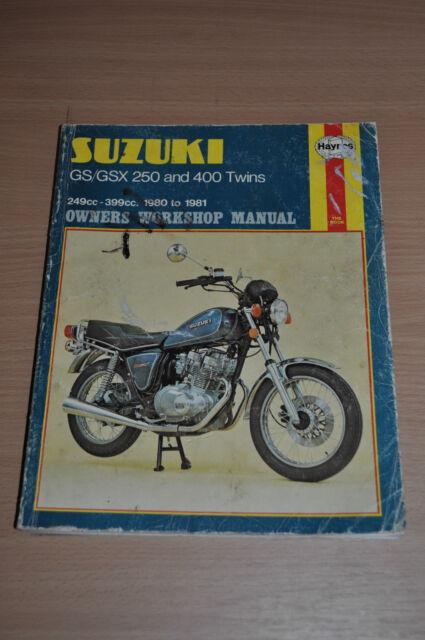 sainchargny.com Shop Service manual SUZUKI GSX 250 1981 ...