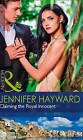 Claiming the Royal Innocent by Jennifer Hayward (Paperback, 2016)