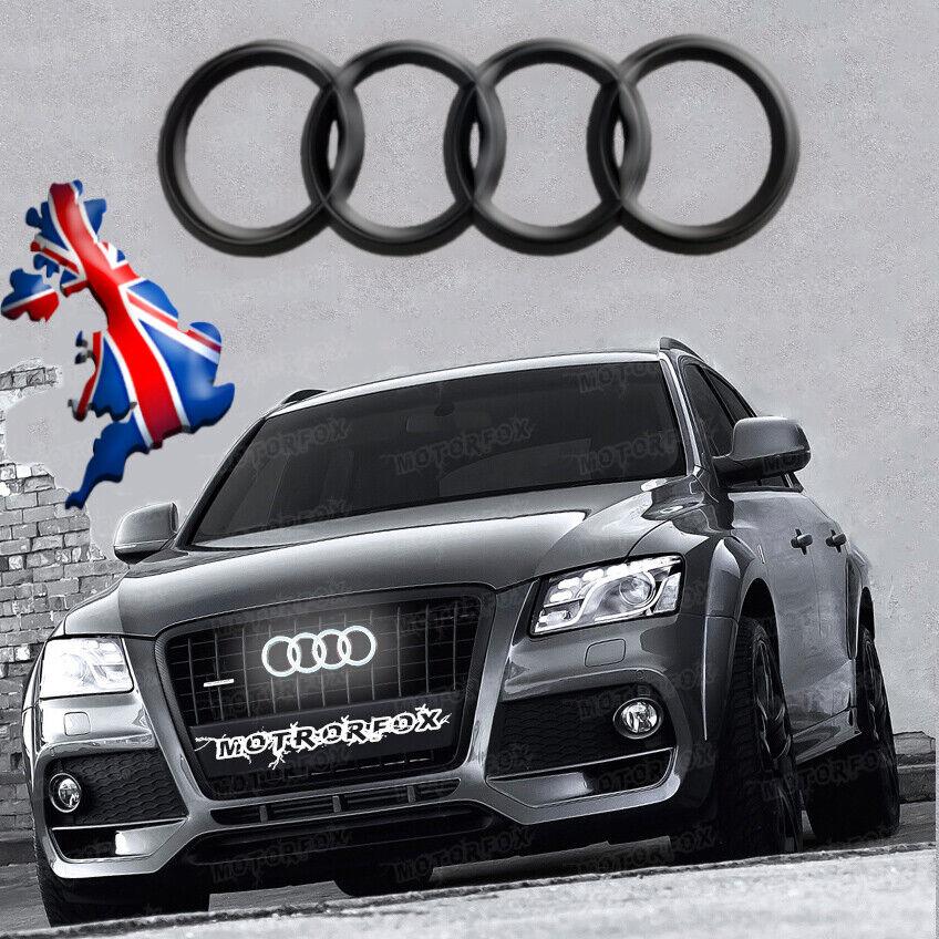 Led Emblema Audi Black Edition A3 A4 A5 A6 Luce Griglia