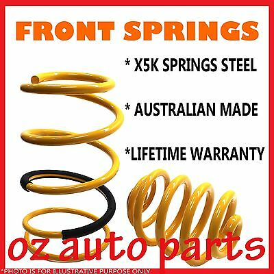 FORD FALCON XR/XT/XW/XY V8 WINDSOR FRONT LOWERED COIL SPRING