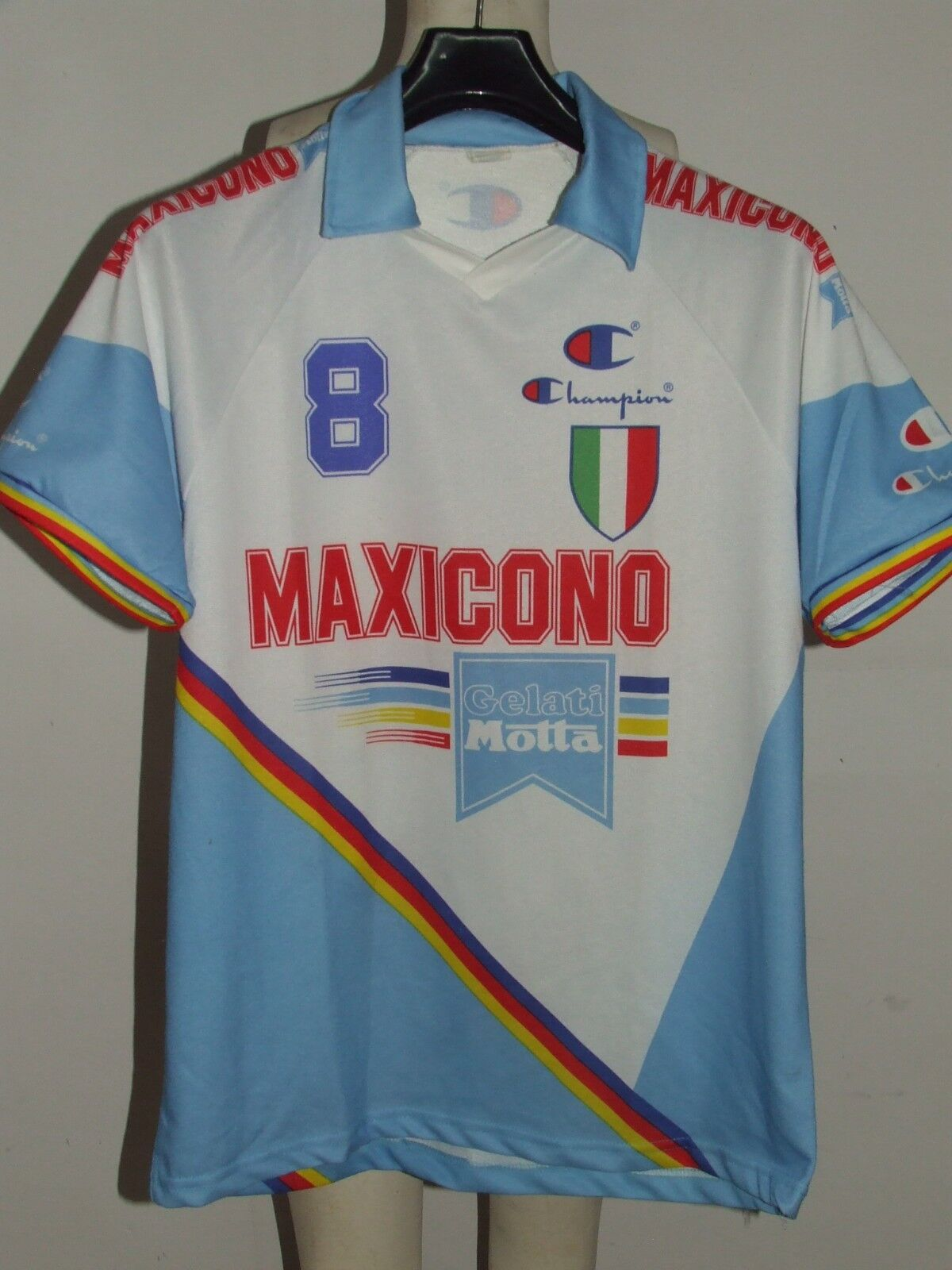 Trikot Volleyball Volleyball SPORT MAXICONO PARMA Arme Arme Arme 8 tg. L 3d0401