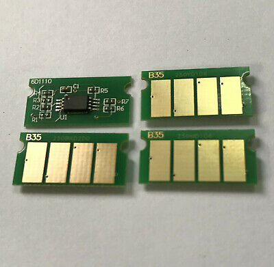 C252SF C262SFNw Refill 4 x Toner Reset Chip for Ricoh SP C252DN C262DNw