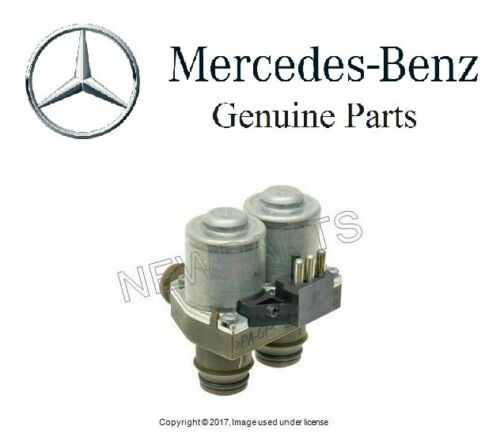 For Mercedes R170 R171 W210 SLK230 GENUINE Heater Control Double Solenoid Valve