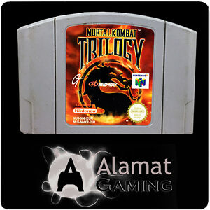 Details about Mortal Kombat Trilogy (N64) Nintendo 64 - VGC - Complete -  Fast Post
