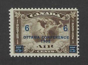 Canada-Scott-C4-Mint-Never-Hinged-F-VF