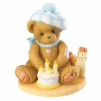 Cherished Teddies Age 4 Happy Fourth Birth-neigh Through The Years Series 402057 on sale
