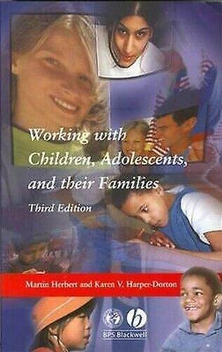 Funktionierenden Mit Kinder, Adolescents, und Ihre Families Perfekt Martin