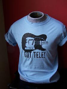 """gottele"" Guitar T-shirt Size S - Xl Tp0owfno-07182642-885941628"