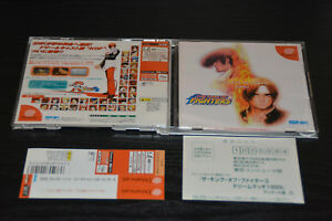 USED-The-King-of-Fighters-Dream-Match-1999-SNK-SEGA-DREAMCAST-JAPAN-JP-JAPANESE