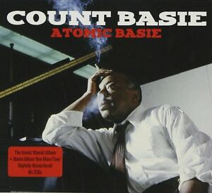 Count-Basie-Atomic-Mr-Basie-One-More-Time-2-CD-NEW-SEALED-2010-Remastered-Jazz