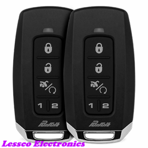 Pursuit-PR5BZ-One-way-5-Button-Remote-Control-w-2-Transmitters
