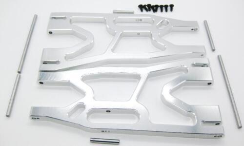 Aluminum Alloy Parts For 1//5 Traxxas X-Maxx Truck RC car Upgrade Parts Silver