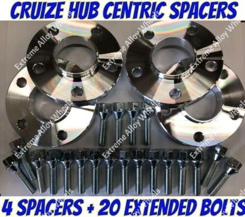 Alloy Wheel Spacers 20mm 25mm Mercedes E Class W211 W212 W213 A207 S Cruize