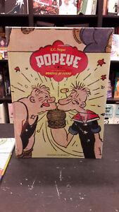 Popeye-1-Planeta-De-Agostini-Segar-Braccio-di-Ferro-nuovo-cellophanato