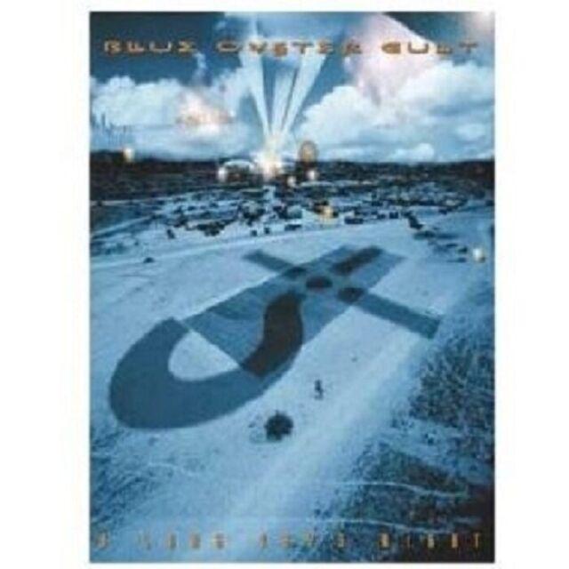 """BLUE ÖYSTER CULT """"A LONG DAYS NIGHT"""" DVD NEW"""