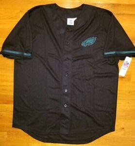 philadelphia eagles baseball shirt