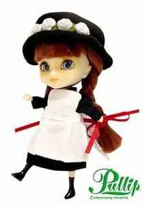 Little-Pullip-Jun-Planning-Groove-Fashion-Doll-Posable-Figure-F-803-Anne-Redhead