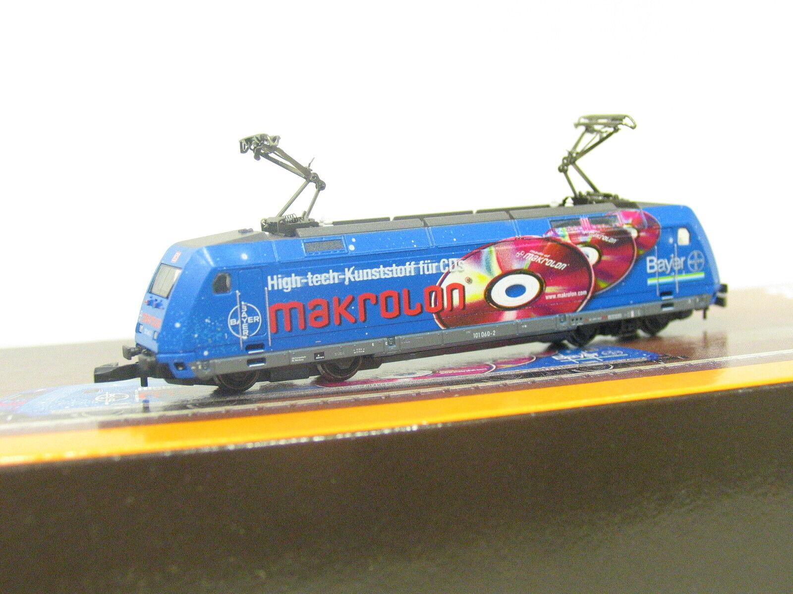 Märklin 88684 E-LOK BR 101 Makrolon as220