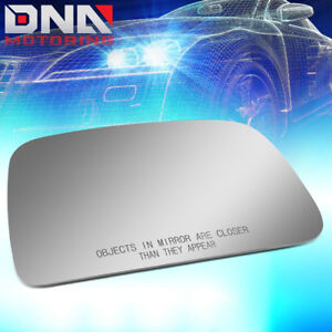 For 1995 2000 Toyota Tacoma Right Side Rear View Mirror Glass